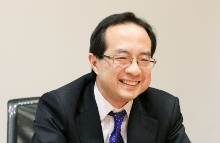 淵邊善彦さん/弁護士