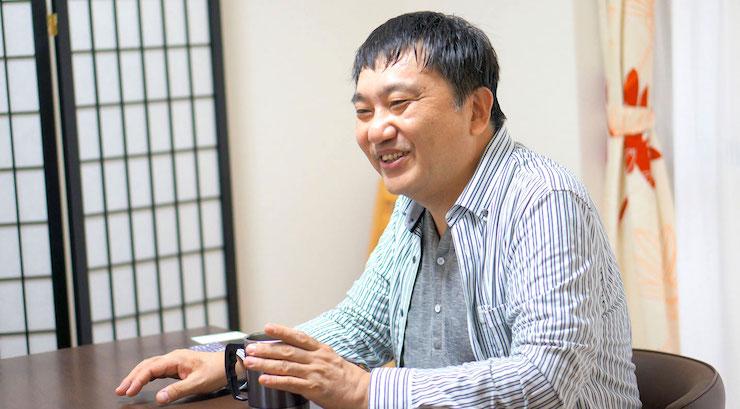 石原壮一郎さん/コラムニスト