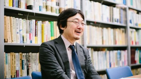 黒沼悦郎さん/早稲田大学大学院法務研究科教授