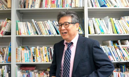 森田正光さん/気象予報士・ウェザーマップ創業者