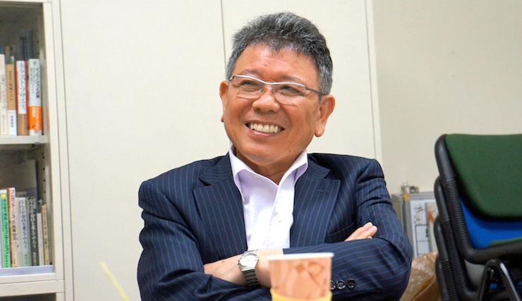 佐々木常夫さん/株式会社東レ経営研究所特別顧問